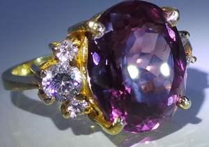 Камень александрит - свойства
