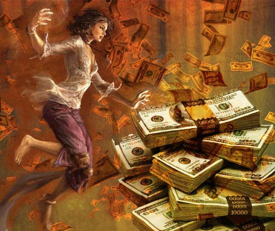 Действенные ритуалы привлечения денег денежная магия с денежным деревом