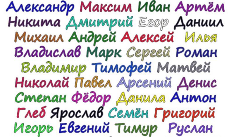 имена русские сексуальные девушки большой