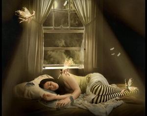 Значение блужданий во сне