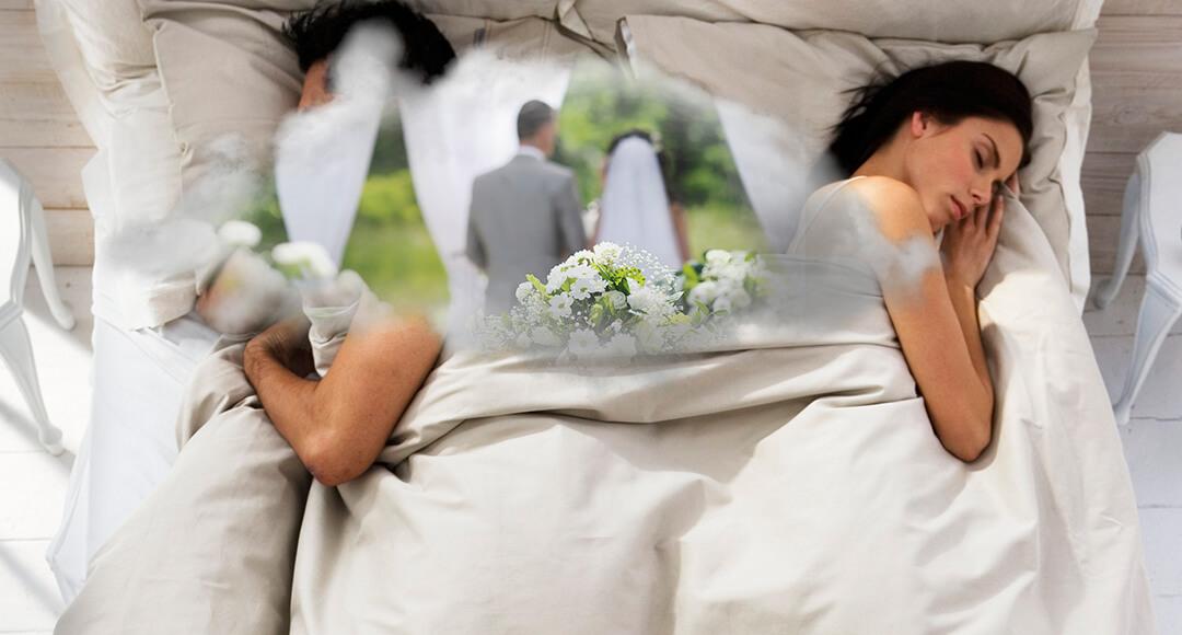 Секс невестой во сне