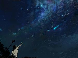 Сонник Миллера о звездном небе во сне