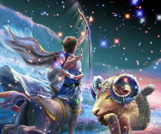 Данная комбинация не принадлежит к категории «самые благоприятные сочетания астрологи».