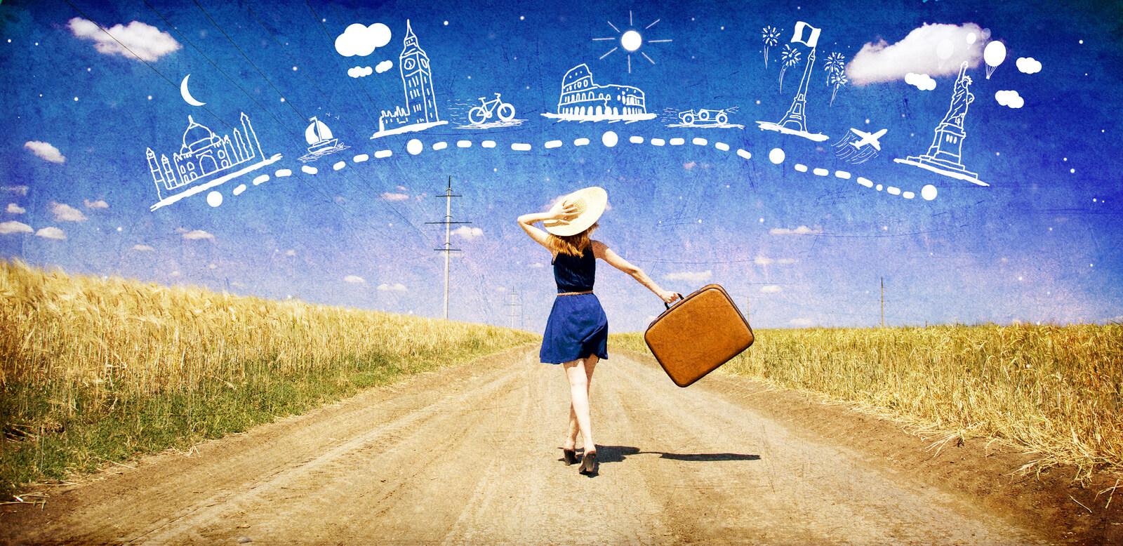 К чему снится поездка
