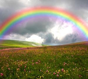 Что такое радуга.