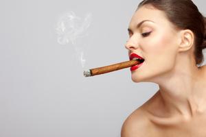 Курение сигары во сне