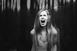 Не получается кричать во сне
