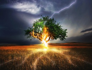 К чему снится шаровая молния