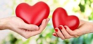 Любовь и сердца