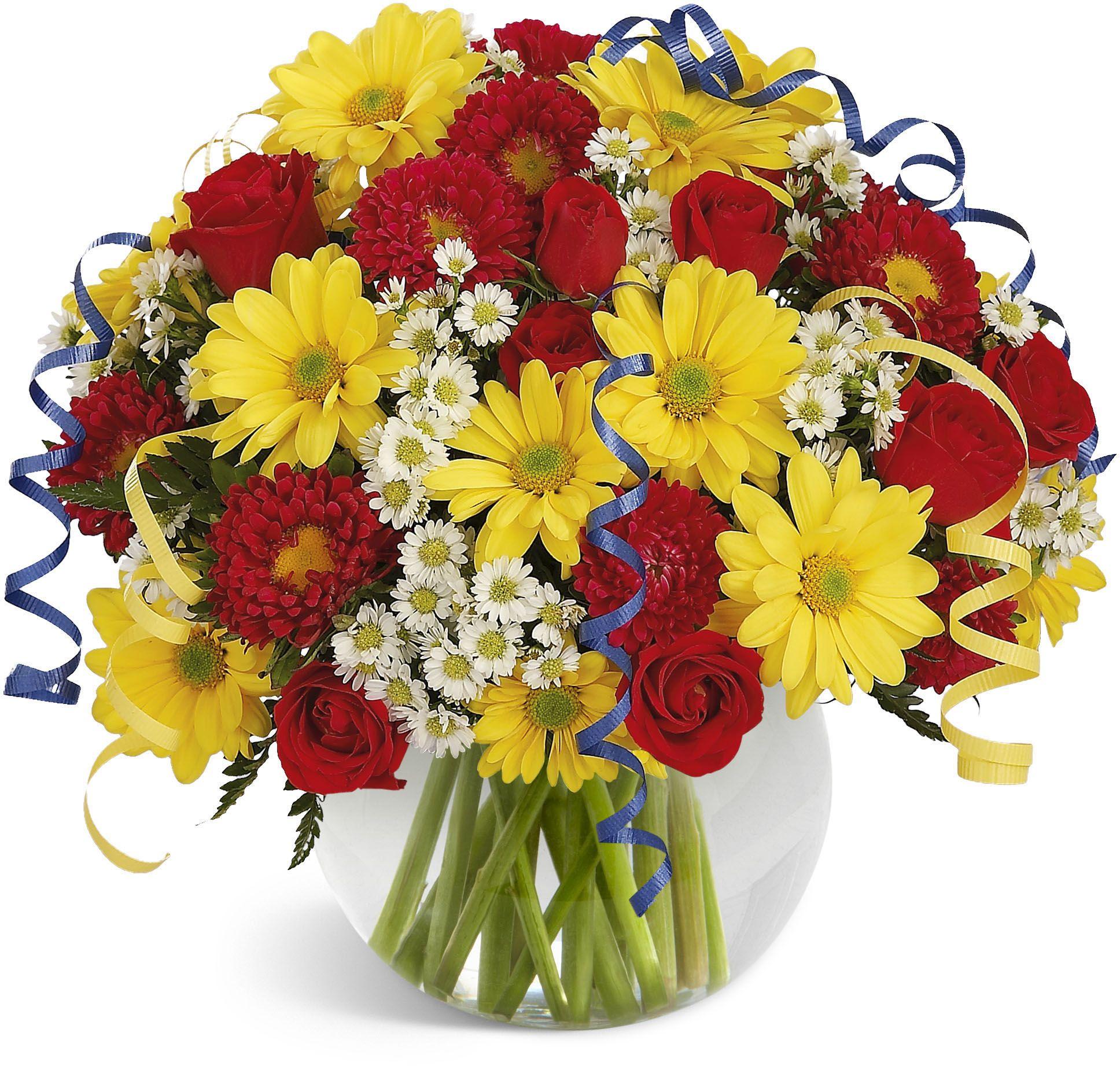 Для чего дарят желтые цветы