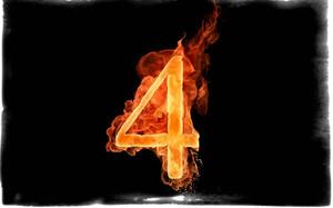 Значение цифры 4 в магии