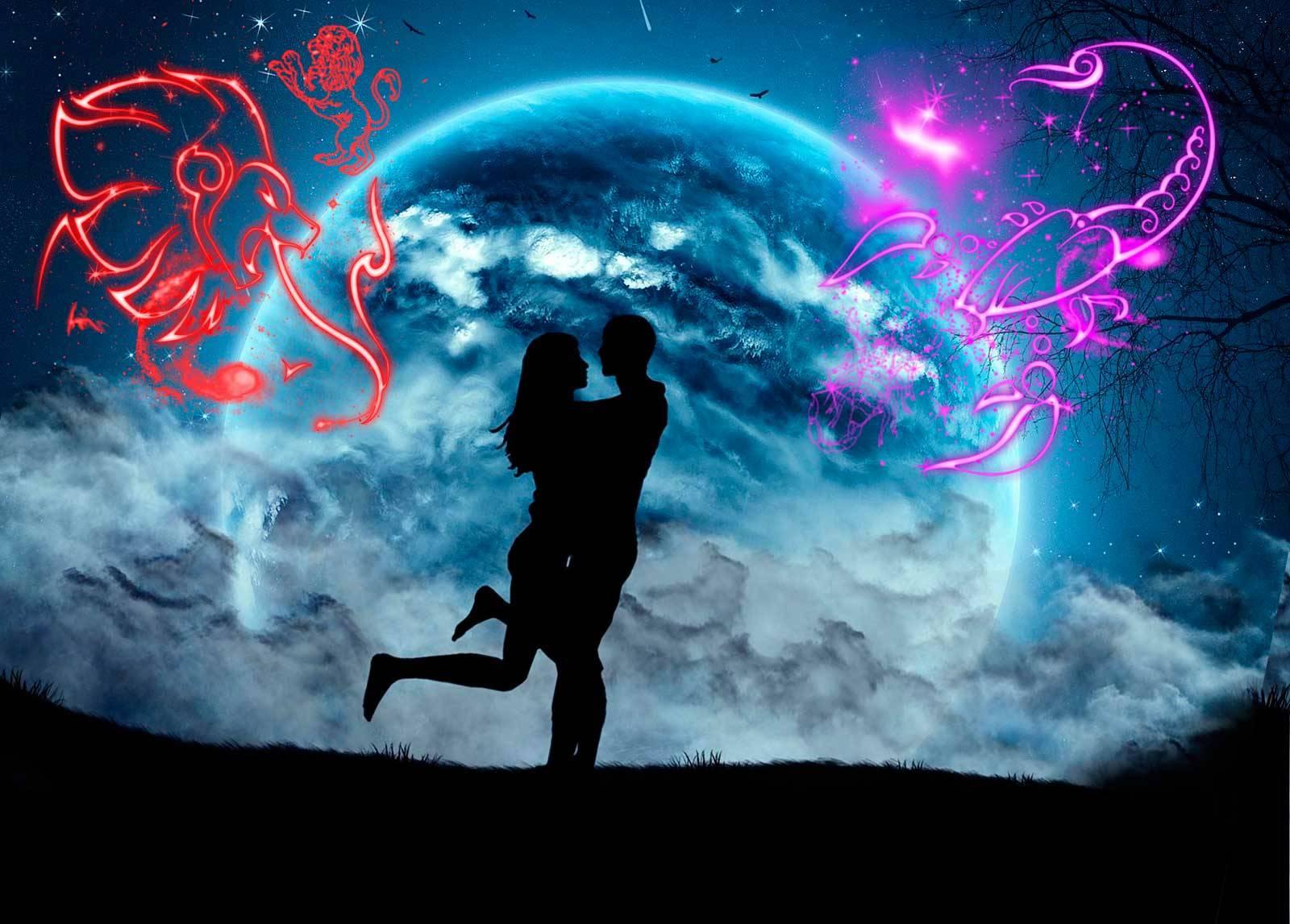 Мужчина Лев и женщина Близнецы: совместимость в любви