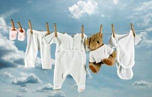 Развешивать белье во сне
