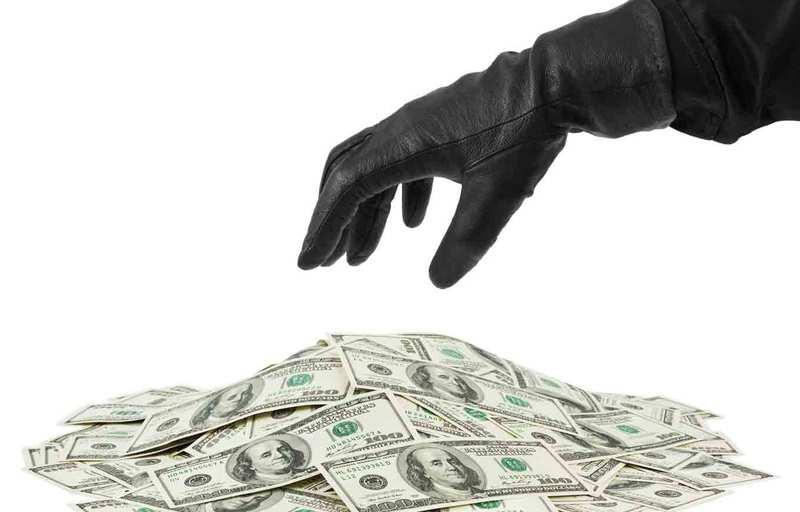 сонник миллера украсть деньги