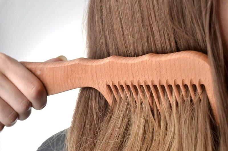 сонник снимать волосы с расчески