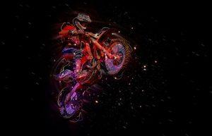 Кататься на мотоцикле во сне