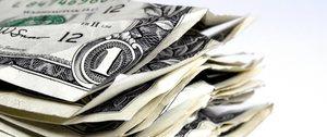 К чему снятся доллары бумажные