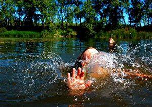 Толкование сна про купание