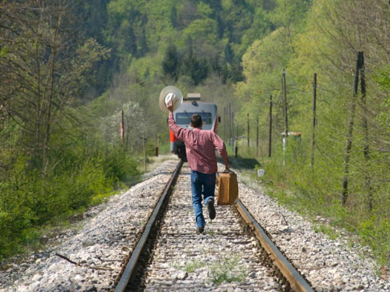 К чему снится железная дорога толкование сновидения