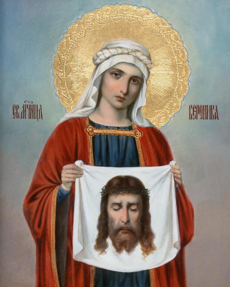 Зима, открытки с именинами вероники православные