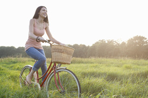 Ехать на велосипеде во сне