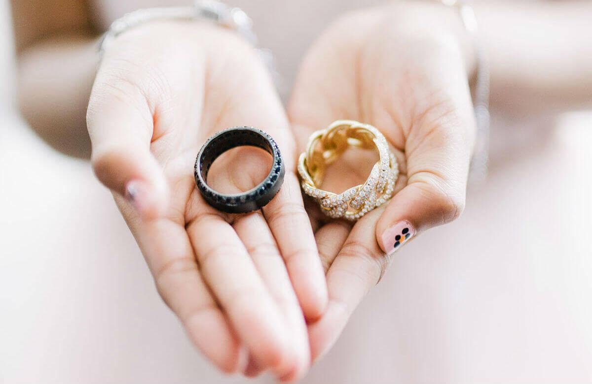 Видеть во сне обручальные кольца девушке