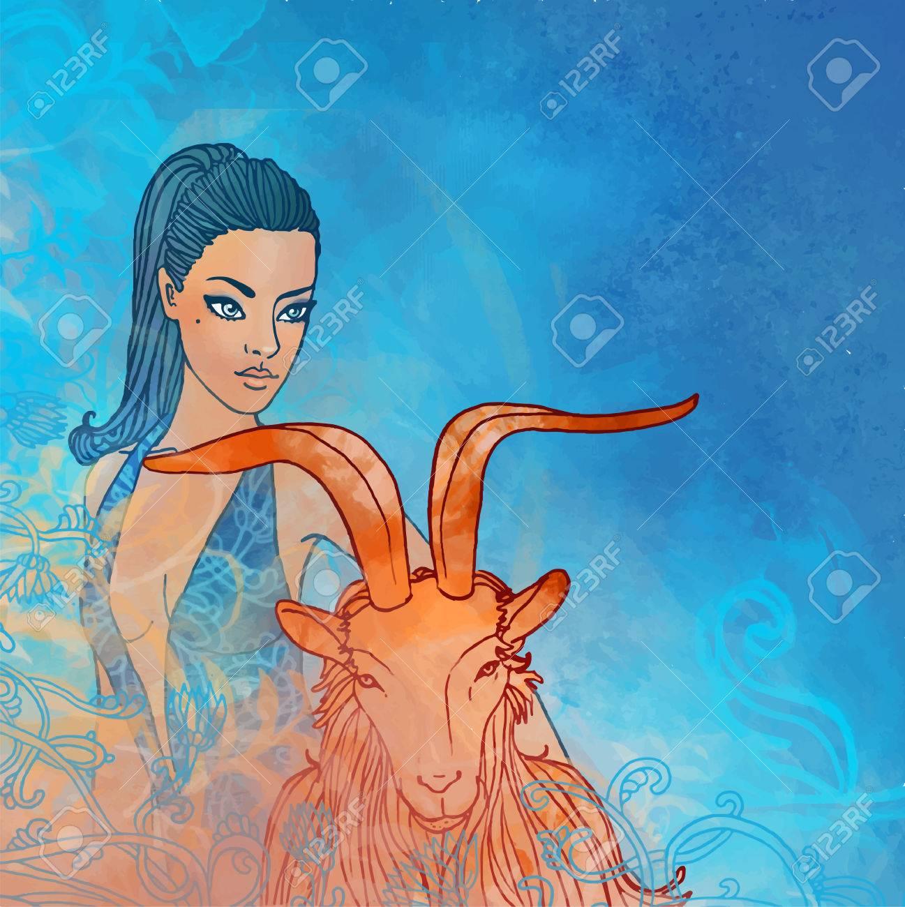 Дом женщины-козерога выглядит так, будто в нем хозяйничает не обычная женщина, а волшебница с кучей помощников-гномов, такой он чистый и уютный.