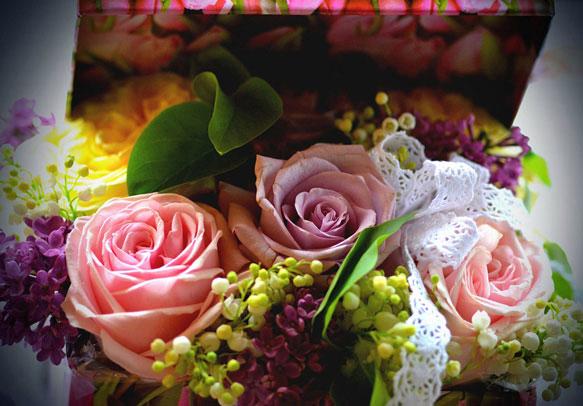 Увидишь красивый букет, составленный из ярких живых цветов — жди крупное наследство от дале.