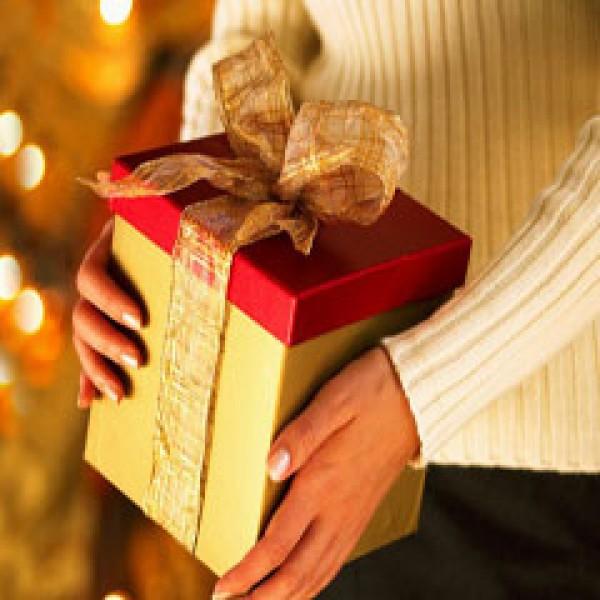 Открытка как приятно получать подарки