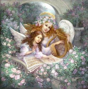 Мелодия ангелов