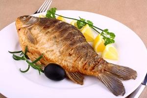 К чему снится есть жареную рыбу беременной женщине 82