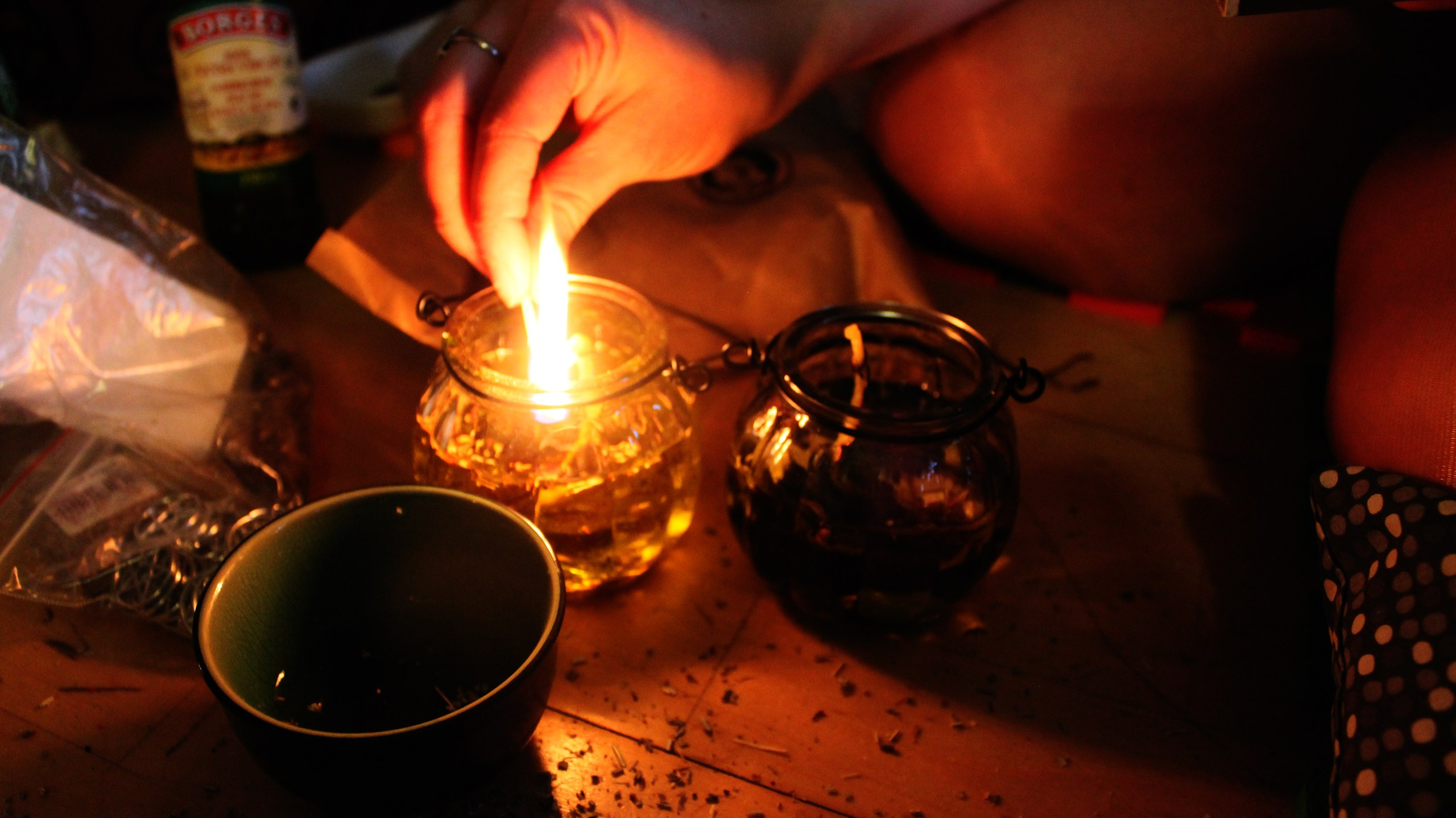 Ритуалы по привлечению удачи в домашних условиях 727